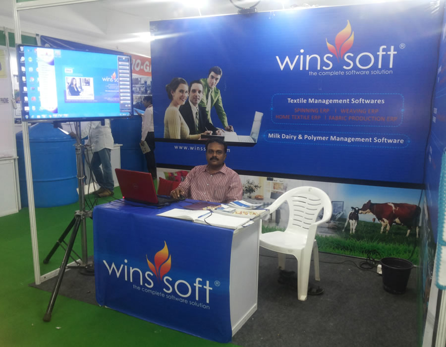 Events | Wins Soft - Dairy & Textiles ERP Software, Erode, Karur, India